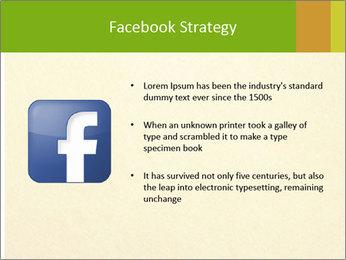 Golden Surface PowerPoint Template - Slide 6