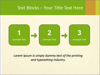 Golden Surface PowerPoint Template - Slide 71