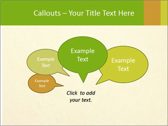 Golden Surface PowerPoint Template - Slide 73