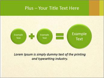 Golden Surface PowerPoint Template - Slide 75