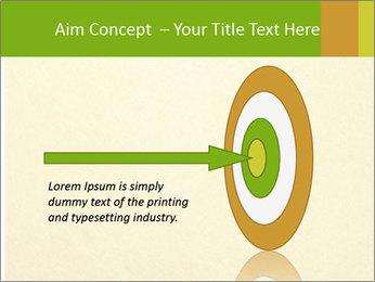 Golden Surface PowerPoint Template - Slide 83