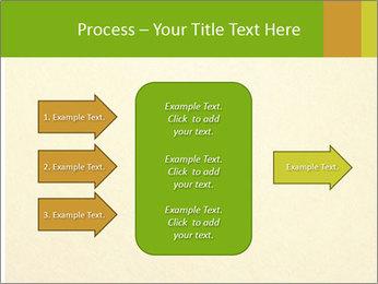 Golden Surface PowerPoint Template - Slide 85