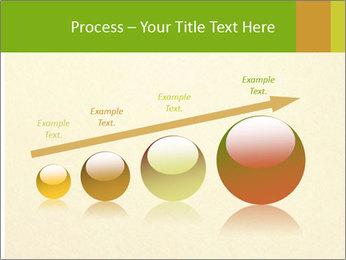 Golden Surface PowerPoint Template - Slide 87
