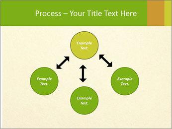 Golden Surface PowerPoint Template - Slide 91