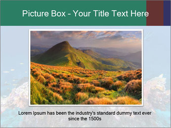 Professional Diver PowerPoint Template - Slide 15