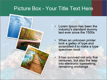 Professional Diver PowerPoint Template - Slide 17
