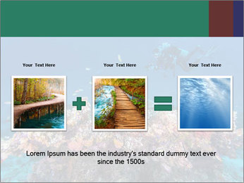 Professional Diver PowerPoint Templates - Slide 22