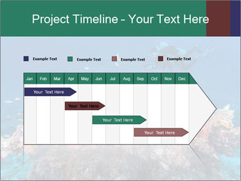 Professional Diver PowerPoint Template - Slide 25