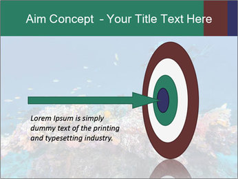 Professional Diver PowerPoint Template - Slide 83