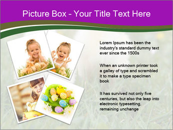Two Cute Chickens PowerPoint Template - Slide 23