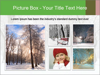 Winter Park PowerPoint Templates - Slide 19