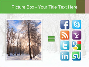 Winter Park PowerPoint Templates - Slide 21