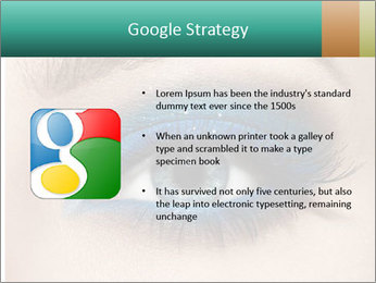 Macro Makeup PowerPoint Template - Slide 10