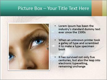 Macro Makeup PowerPoint Template - Slide 13