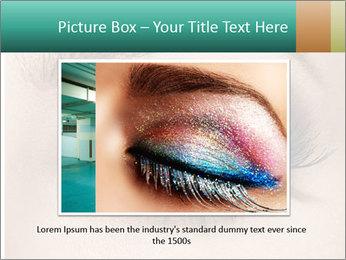 Macro Makeup PowerPoint Template - Slide 15
