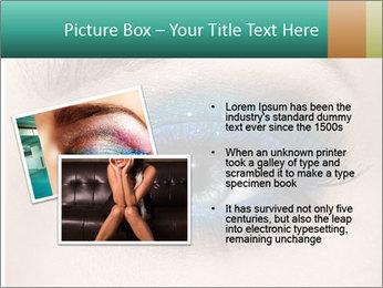 Macro Makeup PowerPoint Template - Slide 20