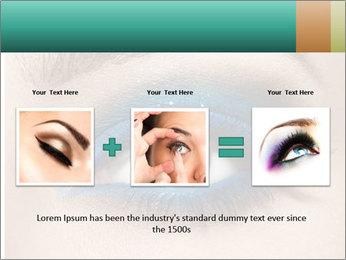 Macro Makeup PowerPoint Template - Slide 22