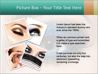 Macro Makeup PowerPoint Template - Slide 23