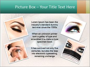 Macro Makeup PowerPoint Template - Slide 24