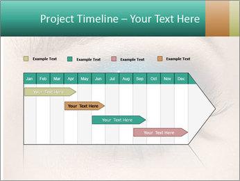 Macro Makeup PowerPoint Template - Slide 25