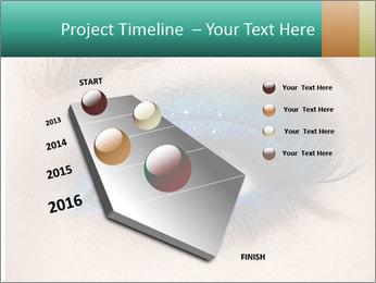 Macro Makeup PowerPoint Template - Slide 26