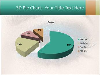 Macro Makeup PowerPoint Template - Slide 35