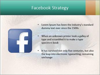 Macro Makeup PowerPoint Template - Slide 6