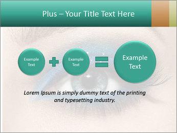 Macro Makeup PowerPoint Template - Slide 75