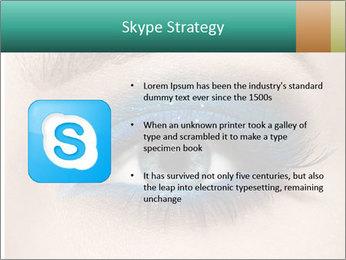 Macro Makeup PowerPoint Template - Slide 8