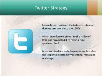 Macro Makeup PowerPoint Template - Slide 9