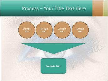 Macro Makeup PowerPoint Template - Slide 93