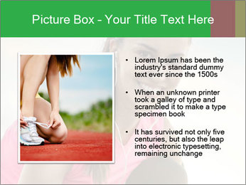 Woman Training PowerPoint Templates - Slide 13