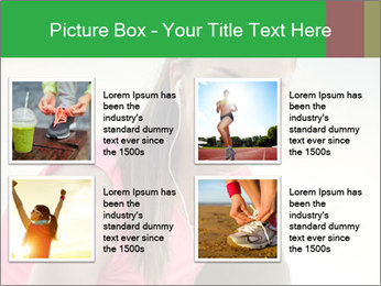 Woman Training PowerPoint Templates - Slide 14