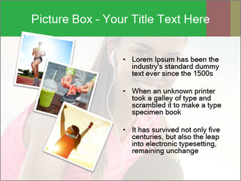 Woman Training PowerPoint Templates - Slide 17