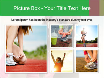 Woman Training PowerPoint Templates - Slide 19