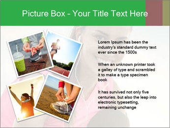 Woman Training PowerPoint Templates - Slide 23