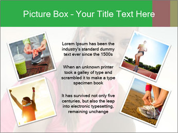 Woman Training PowerPoint Templates - Slide 24