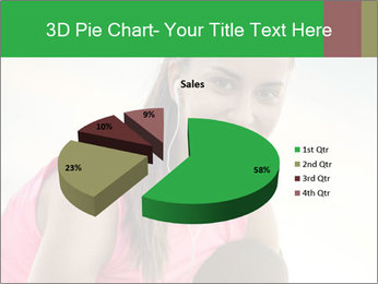 Woman Training PowerPoint Templates - Slide 35