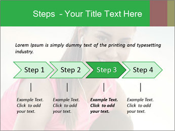 Woman Training PowerPoint Templates - Slide 4