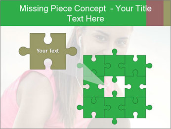 Woman Training PowerPoint Templates - Slide 45