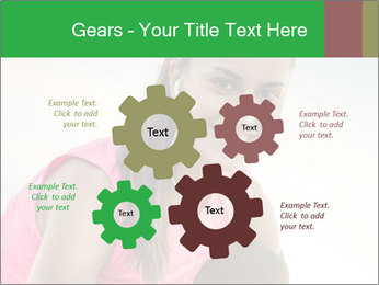 Woman Training PowerPoint Templates - Slide 47