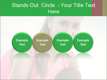 Woman Training PowerPoint Templates - Slide 76