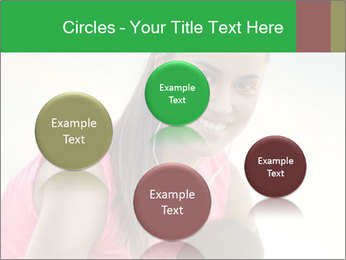 Woman Training PowerPoint Templates - Slide 77