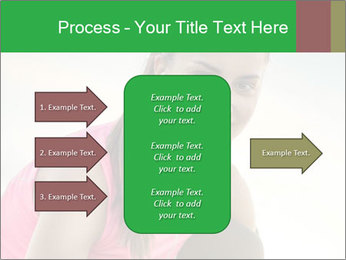Woman Training PowerPoint Templates - Slide 85