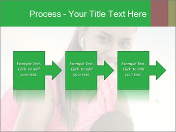 Woman Training PowerPoint Templates - Slide 88
