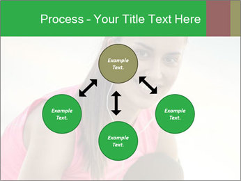 Woman Training PowerPoint Templates - Slide 91