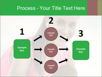 Woman Training PowerPoint Templates - Slide 92