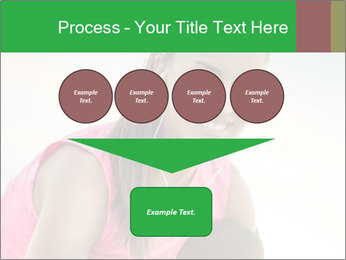 Woman Training PowerPoint Templates - Slide 93