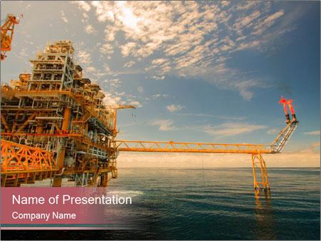 Energy Generation PowerPoint Templates