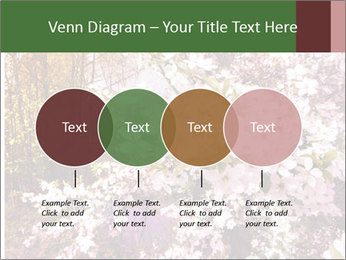 Pink Tree Blossoming PowerPoint Template - Slide 32